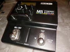 LINE 6 M5 Stompbox Modeler Multi-Effektpedal