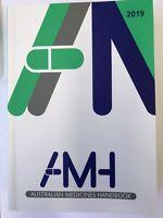 Australian Medicines Handbook 2019 by AMH ***BRAND NEW-FREE POSTAGE***