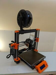 Prusa i3 MK3S Clone 3D Printer Genuine textured sheet & E3D heatbreak & Nozzle