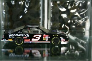 DALE EARNHARDT Sr 1/24 WINNERS CIRCLE #3 2001 GOODWRENCH