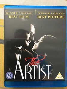 The Artist Blu-Ray (2012) John Goodman, Hazanavicius (DIR) cert PG Amazing Value