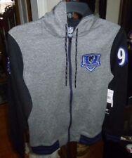 NFL Team Apparel 1st Collection Baltimore Ravens Sideline Full-Zip Hoodie Jacket