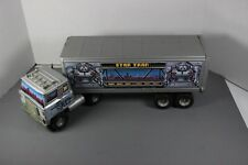 Ertl Toy 1:16 Tractor Trailer International Transtar Truck Star Tran Robot w/box