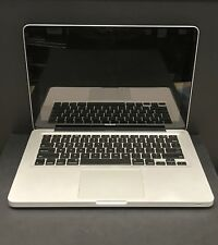 """Apple MacBook Pro A1278 13.3"""" Laptop - MB467LL/A 2GB RAM For PARTS or REPAIR"""
