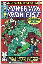 Power Man and Iron Fist #66 Dec 1980 7.0 Marvel 2nd Ap Sabretooth Frank Miller