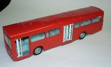DINKY TOYS Red Arrow AEC Single Deck Bus 283-H repainted - coach cream base
