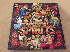 SAMURAI SPIRITS / SAMURAI SHODOWN LASERDISC  SNK / NEO GEO AES MVS JAPAN