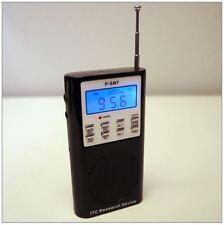 Paranormal Spirit Ghost Hunting Box FM AM Sweep EVP Model Verison 3.0 B-PSB7 New