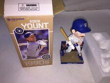 Robin Yount 1990's Milwaukee Brewers SGA Bobblehead Original Box