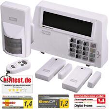d Effizient Funk-alarmanlagen-set Abus Privest Fuaa30000 Alarmzonen 32 Alarmzonen funk