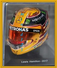 2017 - LEWIS HAMILTON : BELL HP7 - 1/5 -  [ HELMET - CASCO ]