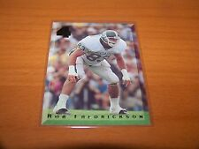 LOS ANGELES RAIDERS ROB FREDRICKSON 1994 CLASSIC 4 SPORT #72 ROOKIE CARD RC