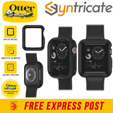 OTTERBOX EXO Edge Screen Protector Case for Apple Watch Series 4/5 44mm Black
