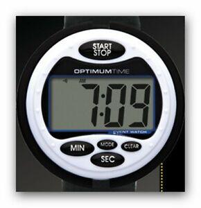 Horse Event Watch (White)  - Optimum Time Equestrian Eventing OE 390