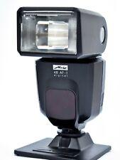 Flash Metz 48 AF-1 digital per fotocamere digitali Canon (Garanzia 6 mesi)