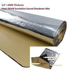 Noise Deadener Thermal Insulation Mat - Heat & Sound Proofing Block 75''x39''