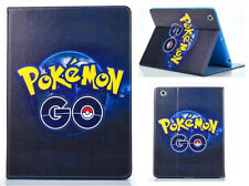 For Apple iPad Mini 1 2 3 Great Pokemon GO Pikachu Fun Kids Cartoon Case Cover