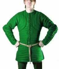 Medieval costumes 100% cottonGambeson for knight armor sca larp hema costume