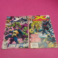 MARVEL X-FACTOR COMICS *SEE DESCRIPTION* (133)