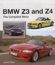 BMW Z3 and Z4 - Complete Story (Roadster Coupe M E36/7 E36/8 E85 E89) Buch book