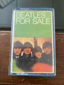 The Beatles For Sale cassette Audio Avant 1972