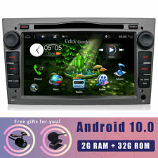 Android 10.0 AUTORADIO CAR STEREO Opel Astra H Vectra Corsa BT GPS Navi DAB+ 4G