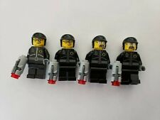 4 LEGO The LEGO Movie Bad Cop Minifigure gun included extra ammo