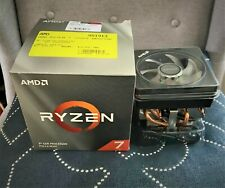 OEM AMD Wraith Prism RGB CPU Cooler and Ryzen 7 3800X BOX      3700X CPU Cooler