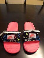New Nike Benassi JDI Print Slide Fanny Pack Size US 12