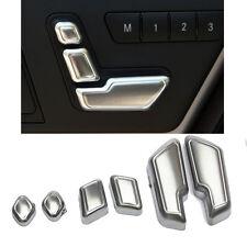 Door Seat Chrome Buttons Switch For Mercedes-Benz E Class W212 218 CLS X166 GL