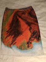 Rare Vivienne Tam Skirt Vintage - Gaultier style