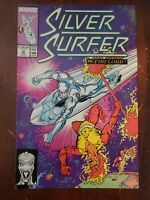 The Silver Surfer #19 (Ron Lim) 1989 Marvel