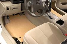 Jaguar Designer Carpet Custom Fit & Color Choice 32 oz Floor Mats 2 Rows 4 Piece