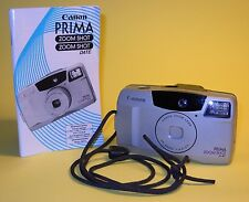 Canon Prima Zoom Shot in extremely good condition