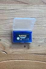Pokémon: Saphir-Edition (Nintendo Game Boy Advance, 2003)