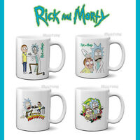Rick and Morty Mug Cup Coffee Tea - Funny - Netflix Series - 330ml Nice Gift