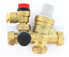 Caleffi reducción de agua fría/alivio Control válvula 533002CST RM Tribune Albion