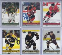 2006-07 UD Young Guns Rookies - You Pick - FREE COMBINED SHIPPING - Upper Deck