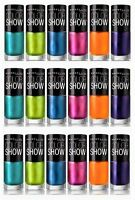 >>Buy 2 Get 1 FREE<< Maybelline Color Show Nail Polish Lacquer CHOOSE YOUR COLOR