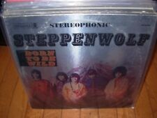 STEPPENWOLF born to be wild ( rock ) stereo foil cover