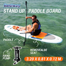 NEW BESTWAY Inflatable Stand Up Paddle Board Sup Kayak 3M 65078