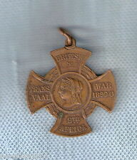 #D164. SOUTH AUSTRALIA BOER WAR PEACE MEDAL