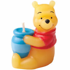Pooh with Honey Pot Candle from Wilton #2099 - NEW