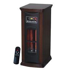 American Comfort Infrared Quartz 1500 Watt Tower Portable Plug In Heater