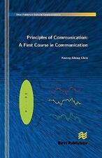 Principles of Communication: A First Course in Communication (River Publishers