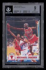 1993-94 Hoops Michael Jordan #28 BGS 9 MINT