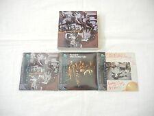 Ashton, Gardner and Dyke JAPAN 3 titles Mini LP CD PROMO BOX SET