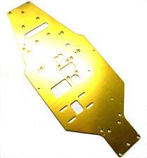 L11271 1/10 Scala GP NITRO MOTORE TELAIO ORO 320mm LONG 130 mm di larghezza x 1