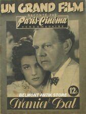 Premier Bal - Un grand film raconté par Paris Cinéma -