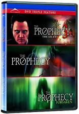 Prophecy 3: The Ascent / Prophecy 4: Uprising / Prophecy 5: Forsaken (DVD) NEW